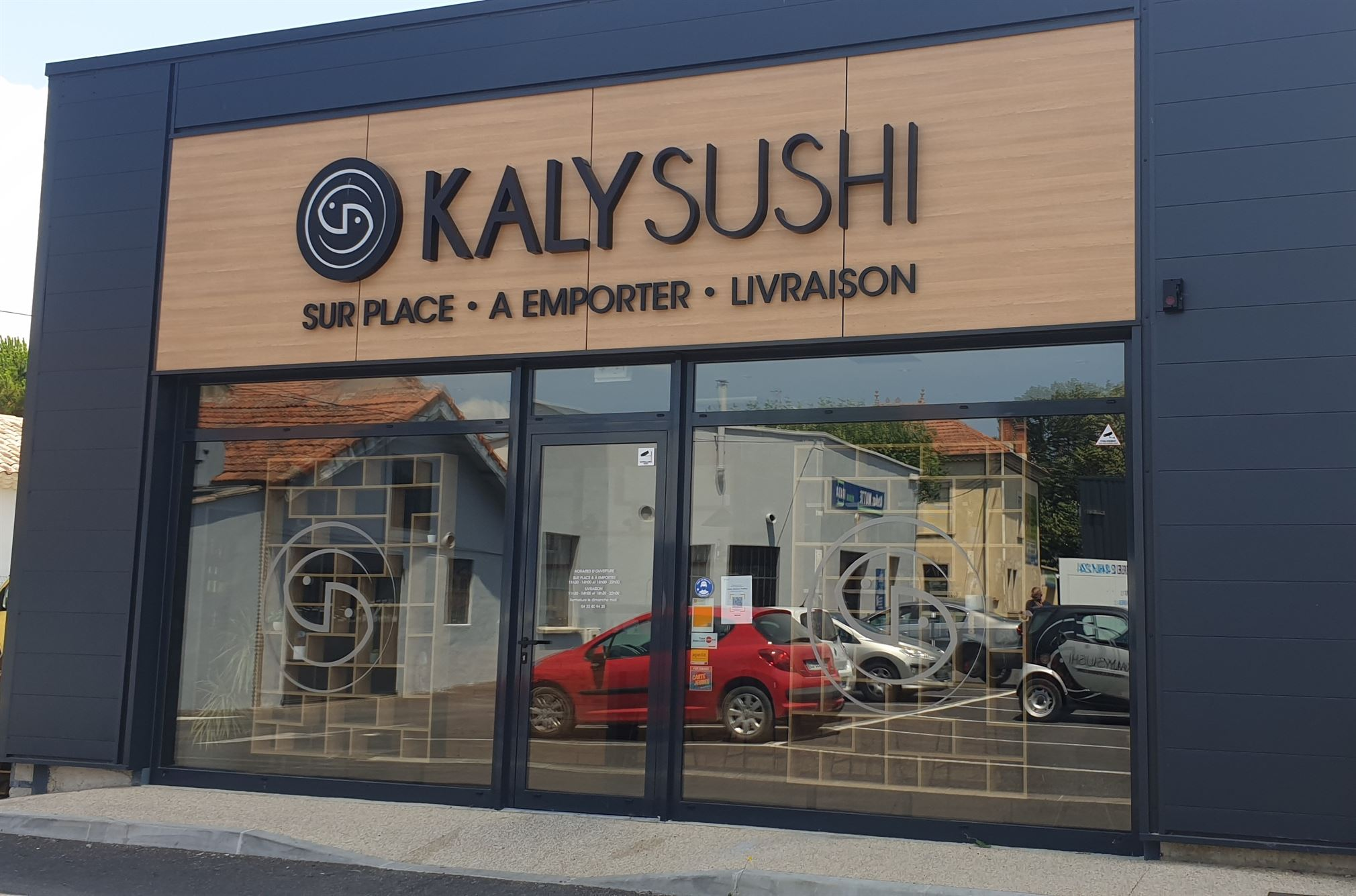 KALY SUSHI CARPENTRAS