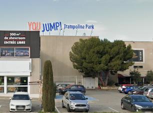 YOU JUMP AU PONTET